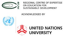 United Nations Regional Centre of Expertise logo