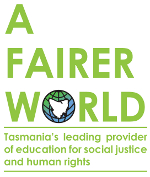 A Fairer World logo