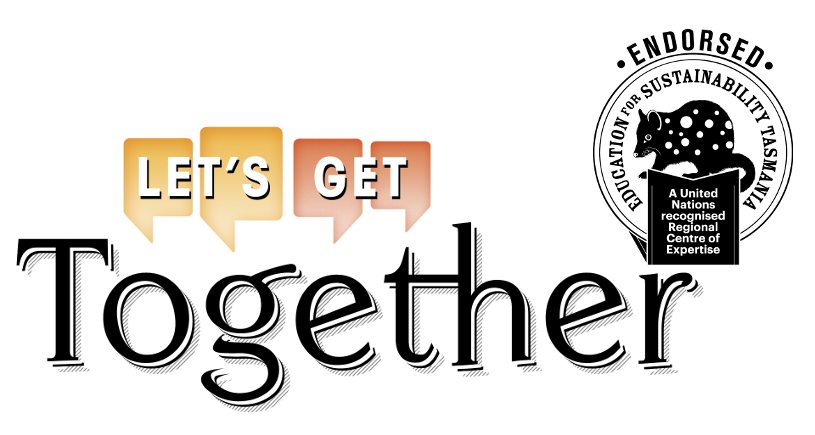 Let's Get Together program logo