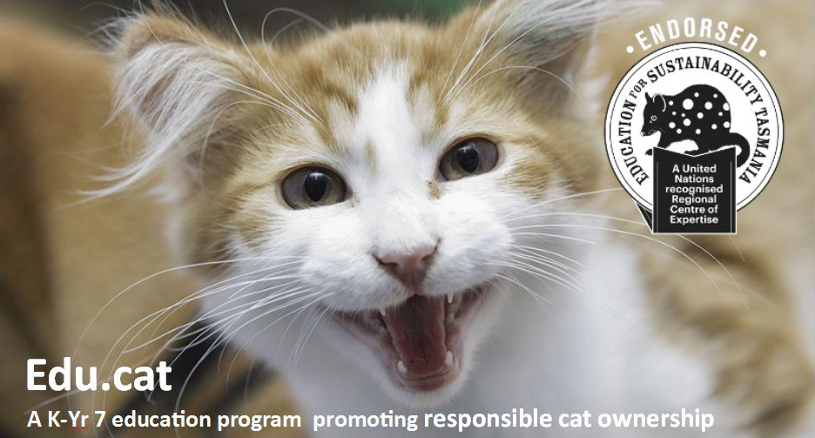 EduCat endorsed - responsible cat ownership education program