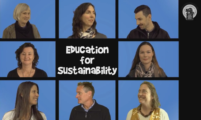 Award Winning Education for Sustainability Tasmania